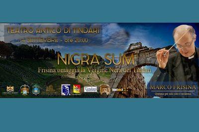 14/09/2019 - Nigra Sum - h. 20:00