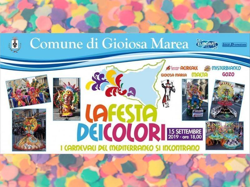 15/09/2019 - Festa dei colori - Carnevali del Mediterraneo