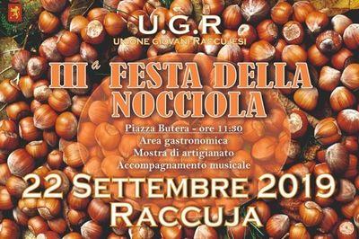 22/09/2019 - III Festival della Nocciola