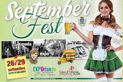 Dal 26 al 29 - September Fest