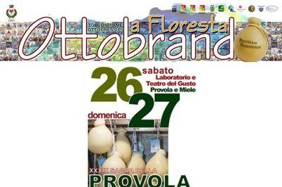 26 e 27 ottobre - XXXIX sagra della provola - Ottobrando 2019