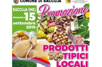 15/09/2019 - Promozione di prodotti tipici locali