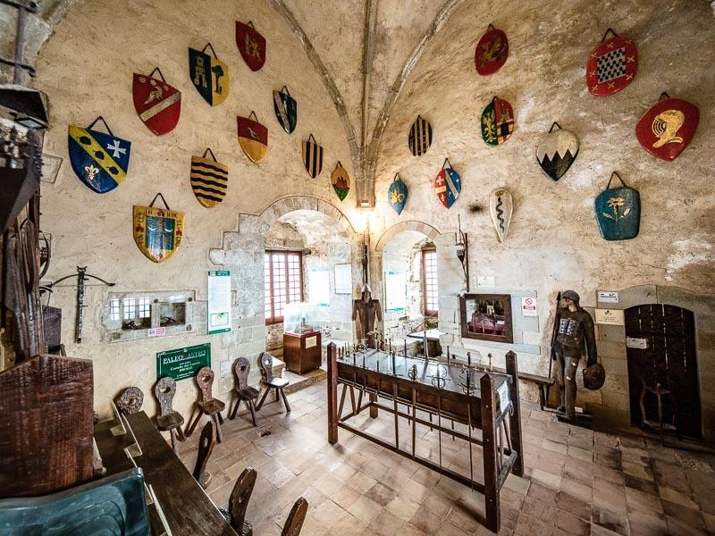 Il Museo delle fortificazioni marinare della Sicilia