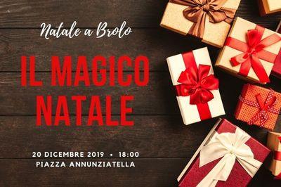 20/12/2019 - Magico Natale - Cosa fare a Brolo