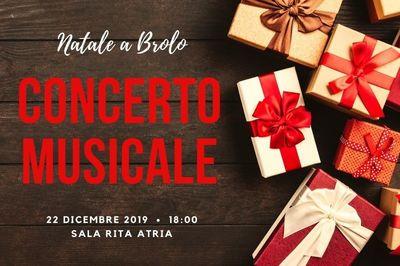 22/12/2019 - Concerto Musicale - Cosa fare a Brolo