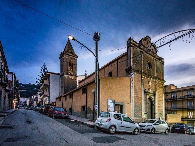 Chiesa di Maria SS. Della Catena o di San Rocco