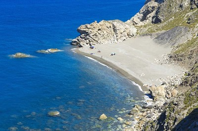 Spiaggia del Bue