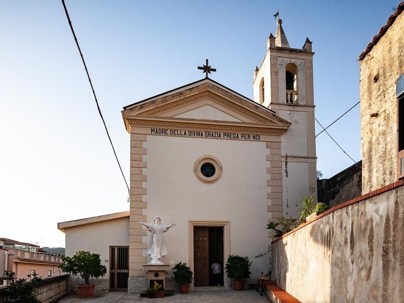 Chiesa della Madonna delle Grazie - Piraino