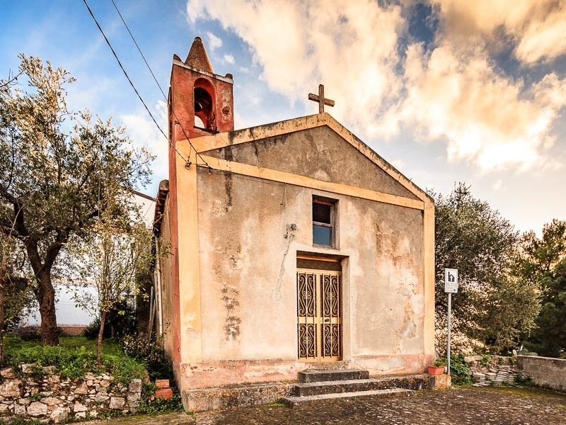 Chiesa di Sant'Antonio Abate - Piraino