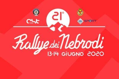 21° Rally dei Nebrodi - 13 e 14 giugno 2020