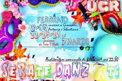Carnevale di Raccuja 2020 - Serate danzanti