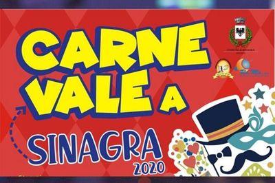 Carnevale di Sinagra 2020