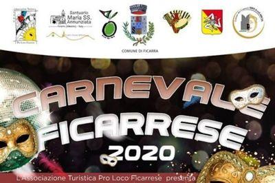 Carnevale Ficarrese 2020 - Carnevale di Ficarra