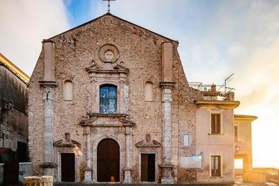 Chiesa Madre di San Nicola - San Marco d'Alunzio