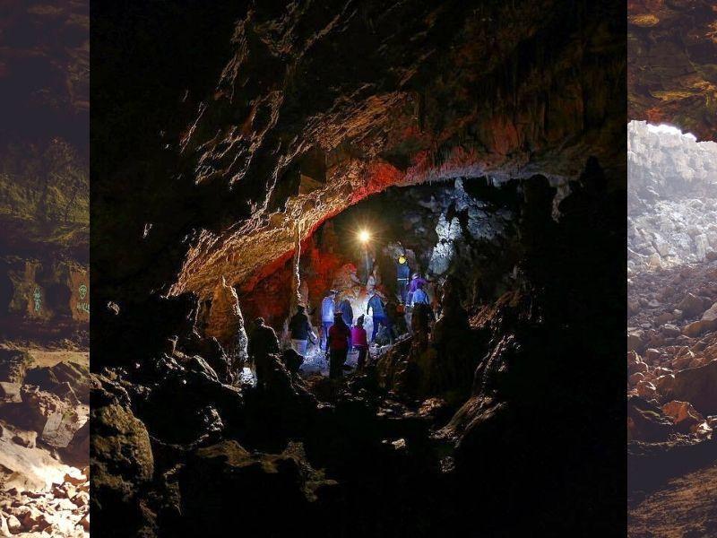 22/03/2020 - Escursione speleologica alle Grotte del Lauro