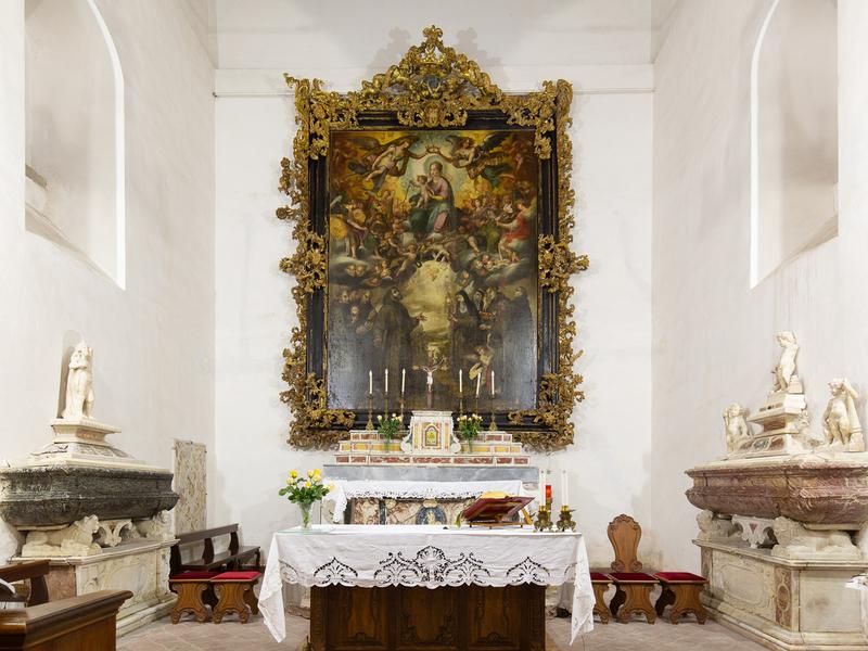 Chiesa di Santa Maria degli Angeli e Convento dei Frati Minori