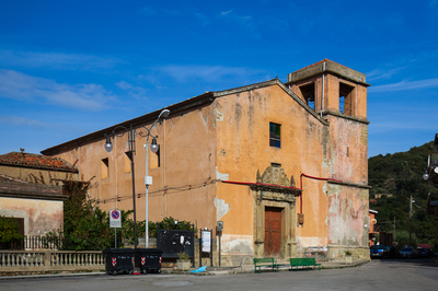 Chiesa di San Francesco di Paola - Sant'Angelo di Brolo