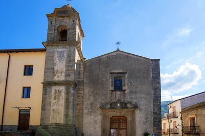 Chiesa di San Domenico - Sant'Angelo di Brolo