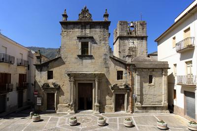 """Chiesa Madre """"Santa Maria"""" di Sant'Angelo di Brolo"""