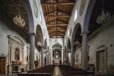 Santuario di Maria SS. della Divina Provvidenza - Montalbano Elicona