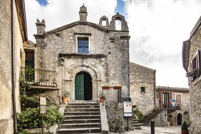 Chiesetta di Santa Caterina - Montalbano Elicona