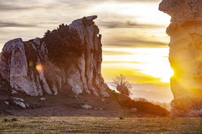 I megaliti dell'Argimusco