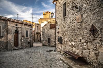 Borgo medievale di Montalbano Elicona