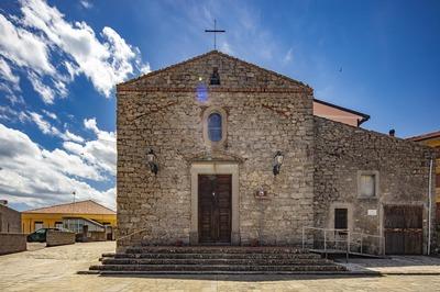 Chiesa di Sant'Antonio - Floresta