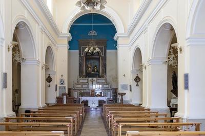 Chiesa di Sant'Anna - Floresta