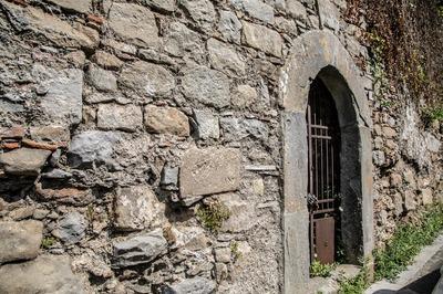 Ruderi della chiesa di San Giovanni - Raccuja
