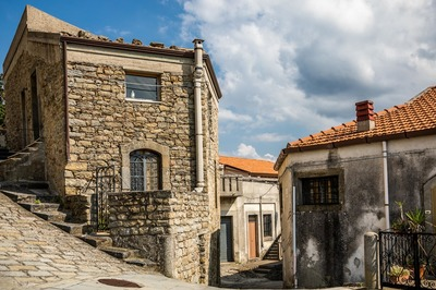 Centro storico di Raccuja