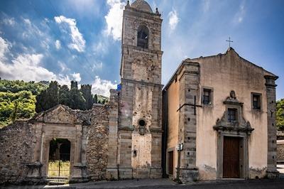 Chiesa SS. Madonna dell'Annunziata - Ucria