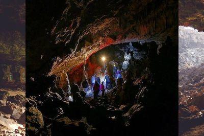 Escursione speleologica alle Grotte del Lauro - 8-9-14-16-22-23 agosto 2020