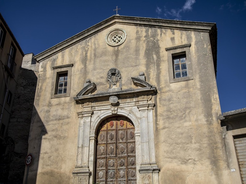 Chiesa di San Michele Arcangelo e Convento dei frati minori osservanti - Alcara li Fusi