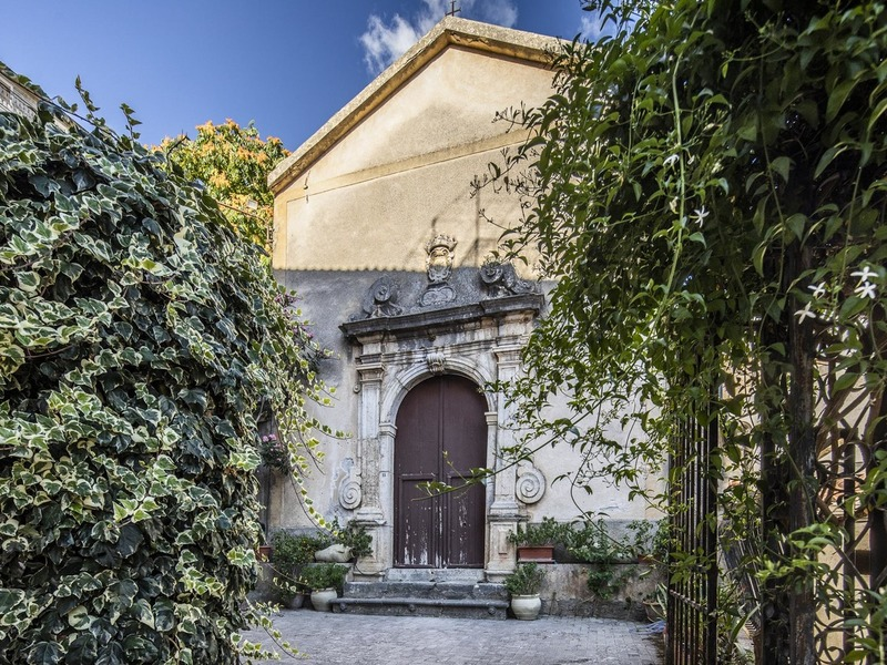 Chiesa della SS. Annunziata - Alcara li Fusi