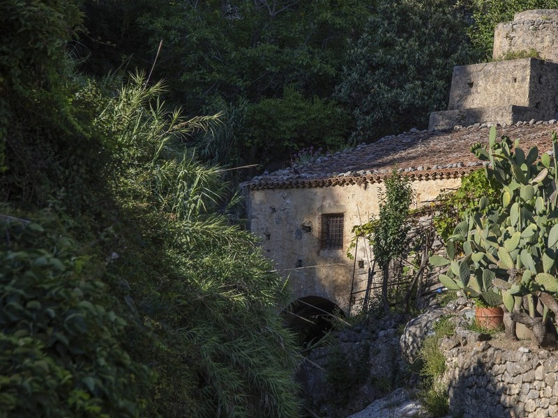 Mulino ad acqua - Alcara li-Fusi