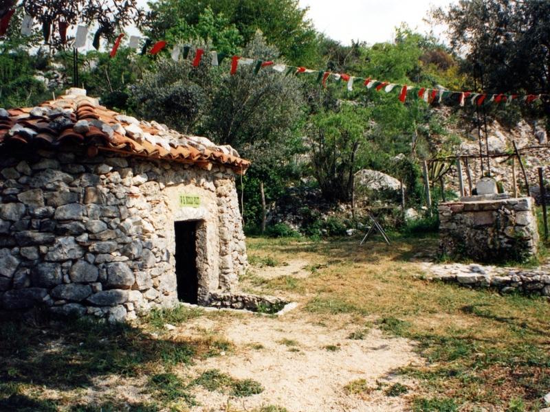 Chiesetta dell'Acqua Santa - Alcara li Fusi