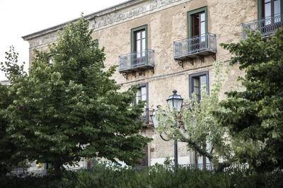 Palazzo Giuffrè - Naso