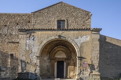 Chiesa di Santa Maria di Gesù - Naso
