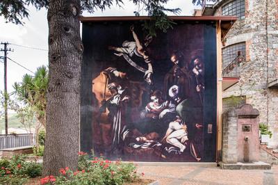 Natività di Andrea Ravo Mattoni