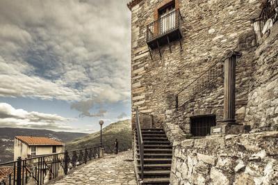 Centro storico di San Salvatore di Fitalia
