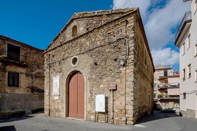 Chiesa di Sant'Antonio da Padova - San Salvatore di Fitalia