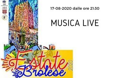17/08/2020 - Musica Live
