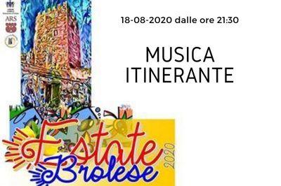 18/08/2020 - Un borgo da vivere: Musica Itinerante