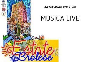22/08/2020 - Musica Live