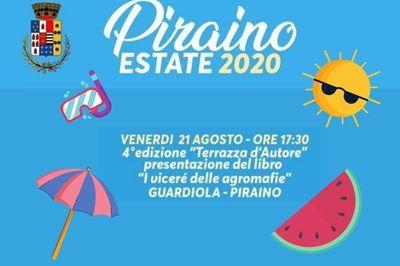 21/08/2020 - 4^ Edizione di Terrazza d'autore