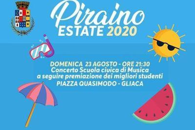 23/08/2020 - Concerto di musica