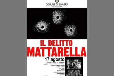 17/08/2020 - Il delitto Mattarella