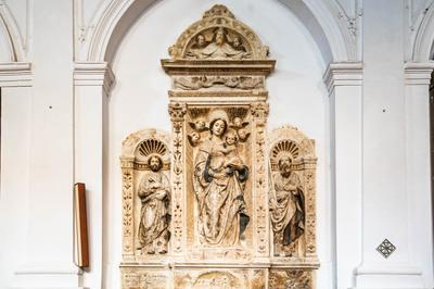 Madonna col Bambino, San Pietro e San Paolo