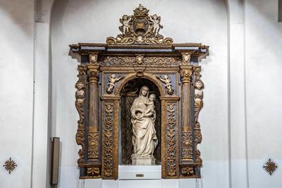 Madonna della neve di Antonello Gagini